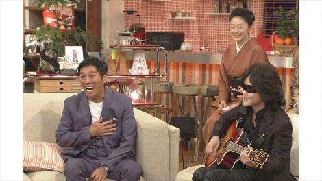 NHK総合で12月22日に放送『第5回明石家紅白!』初出演のKing & Prince(C)NHK