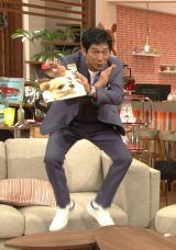 NHK総合で12月22日に放送『第5回明石家紅白!』明石家さんま(C)NHK