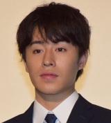 映画『シュウカツ3』公開記念舞台あいさつに登壇した富田健太郎 (C)ORICON NewS inc.