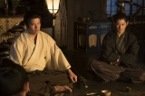 大河ドラマ『西郷どん』第22回より=3年ぶりに奄美大島から戻った吉之助は国父・島津久光を「地ごろ(田舎者」呼ばわりし、これまでの一蔵の苦労が水の泡になった回(C)NHK