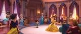 プリンセス専用の部屋にやってきたヴァネロペ=『シュガー・ラッシュ:オンライン』(12月21日公開)(C)2018 Disney. All Rights Reserved.