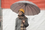 カンテレ開局60周年特別ドラマ『BRIDGE はじまりは1995.1.17神戸』(2019年1月15日放送)に出演する吉田羊(C)カンテレ