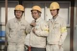カンテレ開局60周年特別ドラマ『BRIDGE はじまりは1995.1.17神戸』(2019年1月15日放送)に出演する(左から)波岡一喜、松尾諭、浅香航大(C)カンテレ
