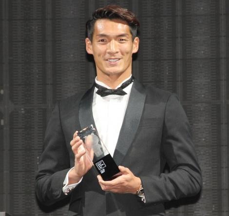 『LINE NEWS Presents  NEWS AWARDS2018』に出席した槙野智章 (C)ORICON NewS inc.