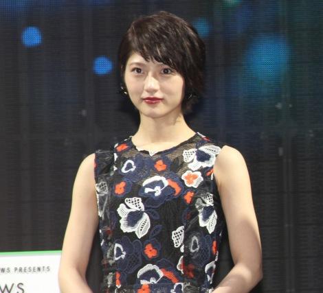 『LINE NEWS Presents  NEWS AWARDS2018』に出席した若月佑美 (C)ORICON NewS inc.
