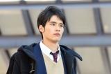 11日放送のTBS系連続ドラマ『中学聖日記』より岡田健史(C)TBS
