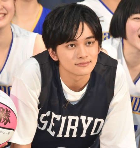 映画『春待つ僕ら』の女子バスケ部激励イベントに出席した北村匠海 (C)ORICON NewS inc.