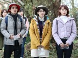 11日放送『僕らは奇跡でできている』最終回より広田亮平、北香那、矢作穂香(C)カンテレ