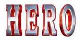 来年1月5日に放送される映画『HERO』2007) ロゴ(C)2007 フジテレビジョン・東宝・J-dream・FNS27社