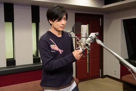 NHK『アニ×パラ〜あなたのヒーローは誰ですか〜』第5弾はちばてつや×車いすラグビー。主人公・上杉陸を演じる俳優の玉山鉄二(C)NHK