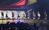 「YouTube FanFest」に出演したTWICE (C)ORICON NewS inc.