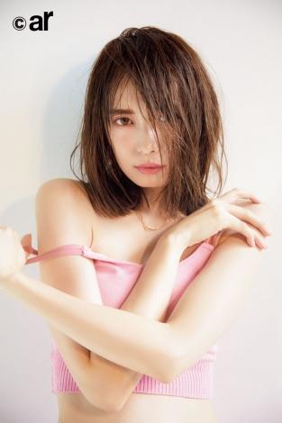 サムネイル 『ar』1月号の表紙を飾った宮田聡子