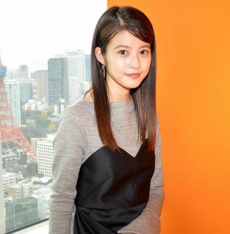 インスタグラムで今年話題となった人物に贈られる『Most Valuable Instagrammer in Japan』トレンド部門を受賞した今田美桜 (C)ORICON NewS inc.