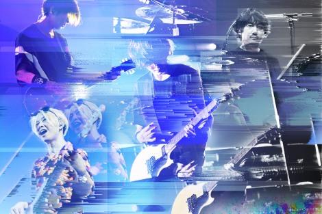 テーマソングとして新曲「新世界」を提供したBUMP OF CHICKEN