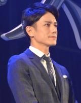 『連続ドラマW 孤高のメス』完成披露試写会に出席した滝沢秀明 (C)ORICON NewS inc.