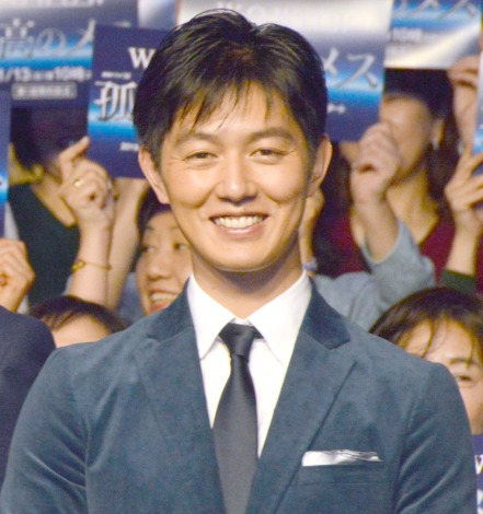 『連続ドラマW 孤高のメス』完成披露試写会に出席した工藤阿須加 (C)ORICON NewS inc.