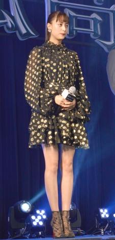 『連続ドラマW 孤高のメス』完成披露試写会に出席した山本美月 (C)ORICON NewS inc.