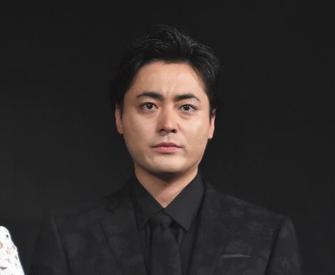 映画『デイアンドナイト』完成披露試写会に出席した山田孝之 (C)ORICON NewS inc.