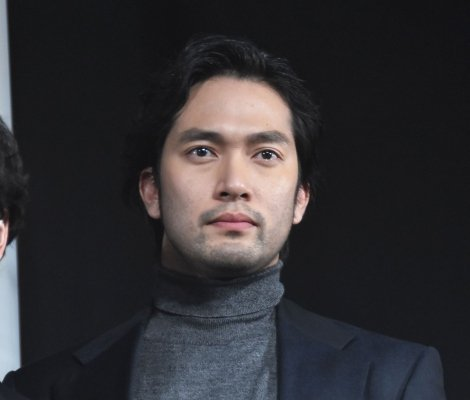 映画『デイアンドナイト』完成披露試写会に出席した阿部進之介 (C)ORICON NewS inc.