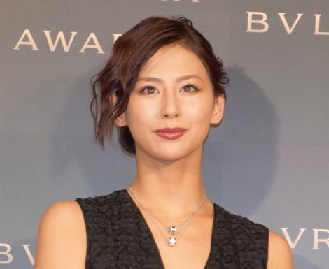 『BVLGARI AVRORA AWARDS 2018』ゴールデンカーペットセレモニーに登場した西内まりや (C)ORICON NewS inc.