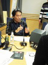 12日放送の文化放送『大竹まこと ゴールデンラジオ!』の模様