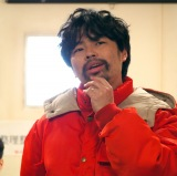 ドラマ『面白南極料理人』記者会見に出席した浜野謙太 (C)ORICON NewS inc.