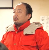 ドラマ『面白南極料理人』記者会見に出席したマキタスポーツ (C)ORICON NewS inc.