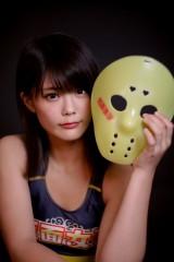 『RIZIN』参戦を発表した仮面女子の川村虹花