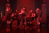 チームKIIが古畑奈和センターで新曲「蹴飛ばした後で口づけを」を披露(C)AKS