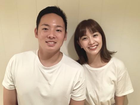 結婚を報告した松井裕樹投手&石橋杏奈