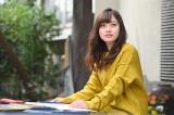 連続ドラマで初主演を務める橋本環奈=ドラマ『1ページの恋』の場面カット写真 (C)AbemaTV