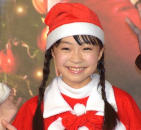 Netflixオリジナル映画『クリスマス・クロニクル』のスペシャルイベントに出席した新井美羽 (C)ORICON NewS inc.