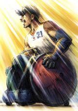 アニメ『アニ×パラ〜あなたのヒーローは誰ですか〜』第5弾キービジュアル(c)ちばてつや/NHK