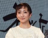 『ネット流行語 100 2018』に出席した司会の松澤千晶 (C)ORICON NewS inc.