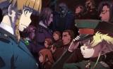 劇場版『幼女戦記』キービジュアル3弾&設定画7人公開 ターニャとメアリーにらみ合う