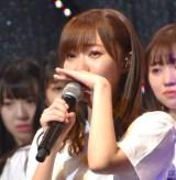指原莉乃、涙でHKT48卒業発表 (18年12月15日)