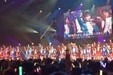 『HKT48コンサート〜今こそ団結!ガンガン行くぜ8年目!〜』の模様 (C)ORICON NewS inc.