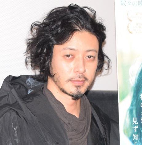 た映画『宵闇真珠』の初日舞台あいさつに出席したオダギリジョー (C)ORICON NewS inc.