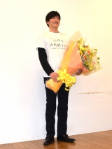 AbemaTV特別番組『田中圭24時間テレビ』を完走した田中圭 (C)ORICON NewS inc.