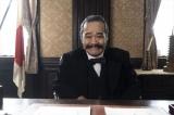 京都市長に就任した西郷菊次郎を演じた西田敏行(C)NHK