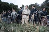 大河ドラマ『西郷どん』第47回より。鹿児島の城山に到達する隆盛たち(C)NHK