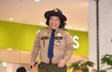 笑ってはいけないアメリカンポリス24時』のブルーレイ&DVD発売記念『あのお仕置きを体感せよ』イベントに登場したよしもとクリエイティブ・エージェンシーの藤原寛社長 (C)ORICON NewS inc.