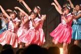 加入したばかりの5期生が「初恋バタフライ」「メロンジュース」をパフォーマンス=『HKT48コンサート〜今こそ団結!ガンガン行くぜ8年目!〜』 (C)ORICON NewS inc.