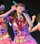 M13「覚えてください」の指原=『HKT48コンサート〜今こそ団結!ガンガン行くぜ8年目!〜』 (C)ORICON NewS inc.