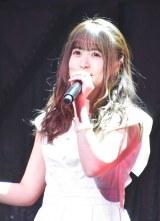 冨吉明日香=『HKT48コンサート〜今こそ団結!ガンガン行くぜ8年目!〜』 (C)ORICON NewS inc.