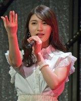 神志那結衣=『HKT48コンサート〜今こそ団結!ガンガン行くぜ8年目!〜』 (C)ORICON NewS inc.