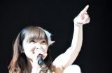 スタンド席にも現れた指原莉乃=『HKT48コンサート〜今こそ団結!ガンガン行くぜ8年目!〜』 (C)ORICON NewS inc.