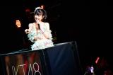松岡はな=『HKT48コンサート〜今こそ団結!ガンガン行くぜ8年目!〜』より(C)AKS