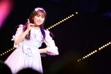 矢吹奈子=『HKT48コンサート〜今こそ団結!ガンガン行くぜ8年目!〜』より(C)AKS