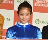 JRA『有馬・ザ・チャンス』のPRイベントに出席した今田美桜 (C)ORICON NewS inc.